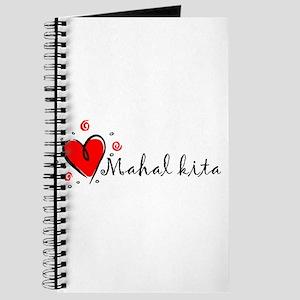 """I Love You"" [Tagalog] Journal"